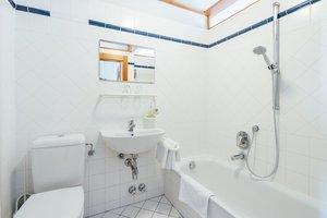 Badezimmer in Klosterzimmern