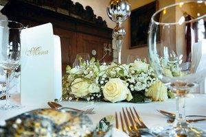 Detailaufnahme Hochzeit