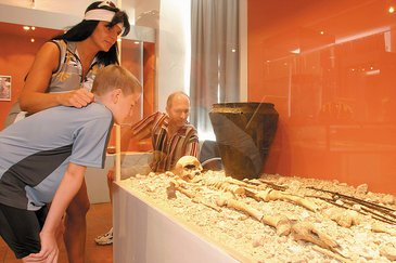 Welterbe Museum, (c) Oberösterreich Tourismus GmbH, Reinhold