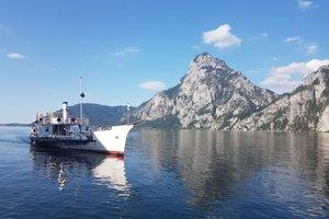 Veranstaltung auf Traunseeschifffahrt möglich