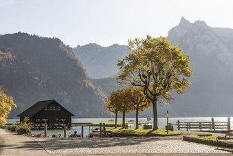 Herbst in Traunkirchen