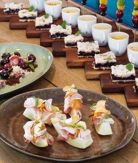 Gourmetpause für Seminare