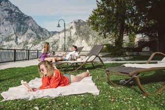 Genießen Sie unseren exklusiven Badeplatz für unsere Hotelgäste