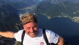 Eine Bergtour auf den Traunstein