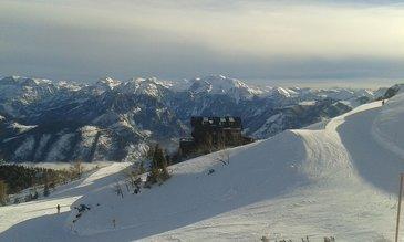 Feuerkogel im Winter