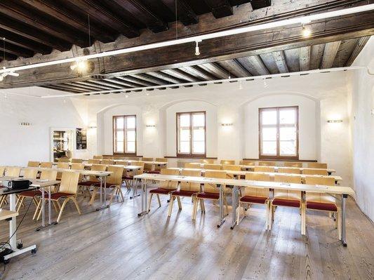 Stiftersaal im Kloster Traunkirchen