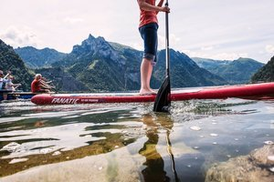 Stand-up Paddle als Teambuilding