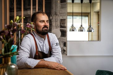 Executive Küchenchef Lukas Nagl