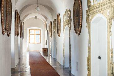 Klosterrefugium Gänge