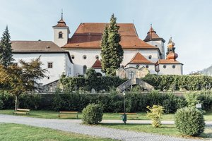 Kloster Traunkirchen von Außen